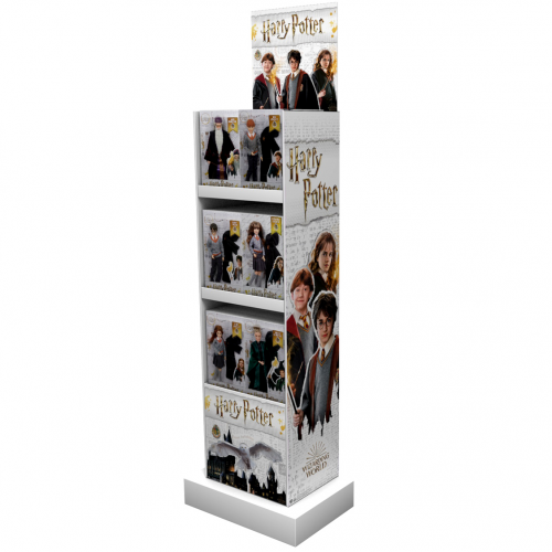 BOX PRODUITS HARRY POTTER